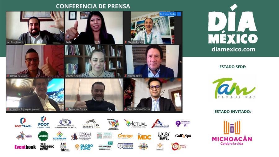 """Tamaulipas, estado invitado en la celebración """"Día  México"""""""