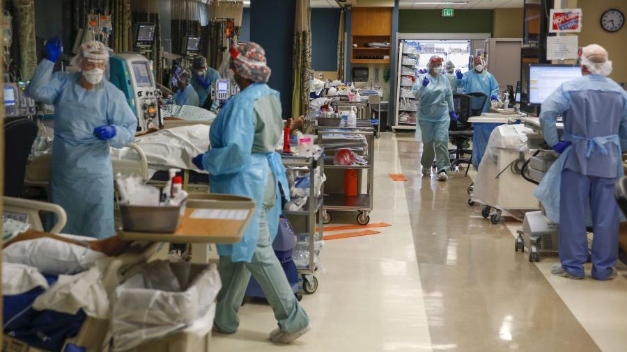 Rompe Texas récord de muertes diarias por COVID-19 desde que inició la pandemia