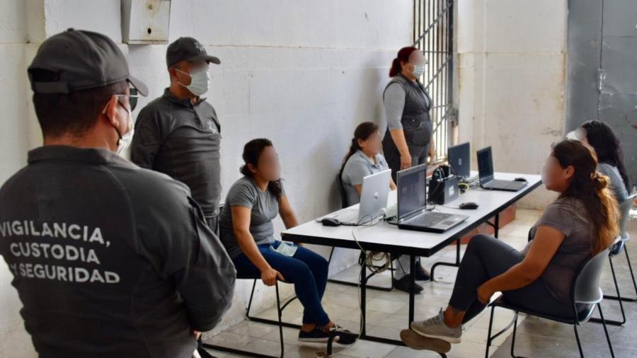 En apoyo a las Personas Privadas de su Libertad, se ponen en marcha visitas virtuales mediante videollamadas