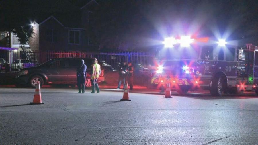 Niño fallece en un accidente automovilístico en Dallas