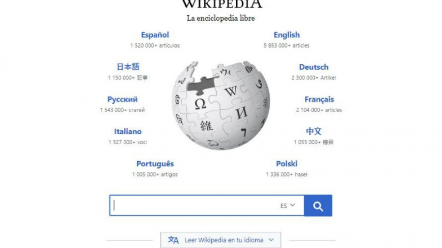 Bloquea China acceso a Wikipedia en todos los idiomas
