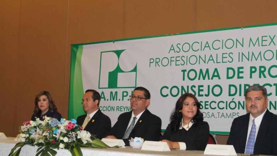 Realizan cambio en AMPI-Reynosa