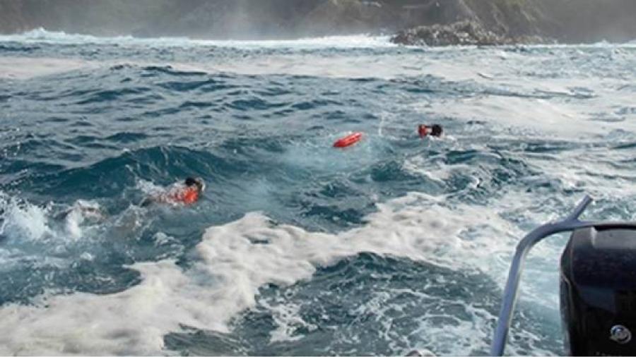 Alertan por Mar de Fondo en costas de Oaxaca