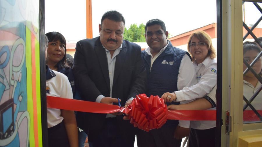 Suman esfuerzos para beneficio de estudiantes Riobravenses