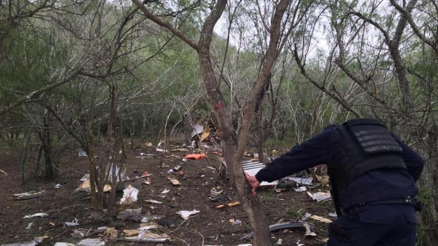 Dos muertos tras caída de avioneta en San Fernando