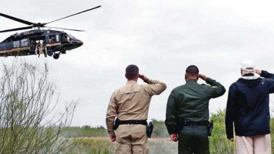 Muro no va a servir de nada: agente fronterizo