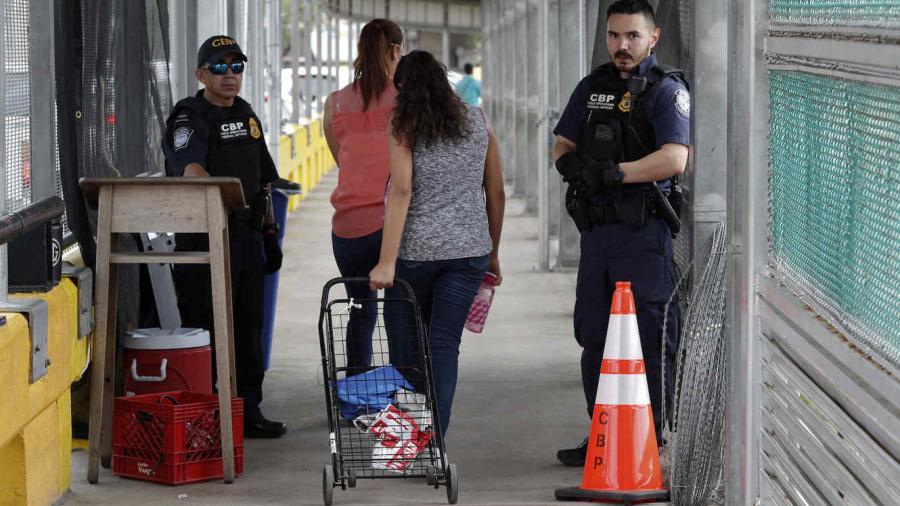 Trump elimina derecho de asilo a migrantes