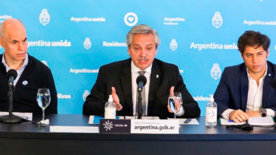 Argentina extiende aislamiento social hasta el 7 de junio