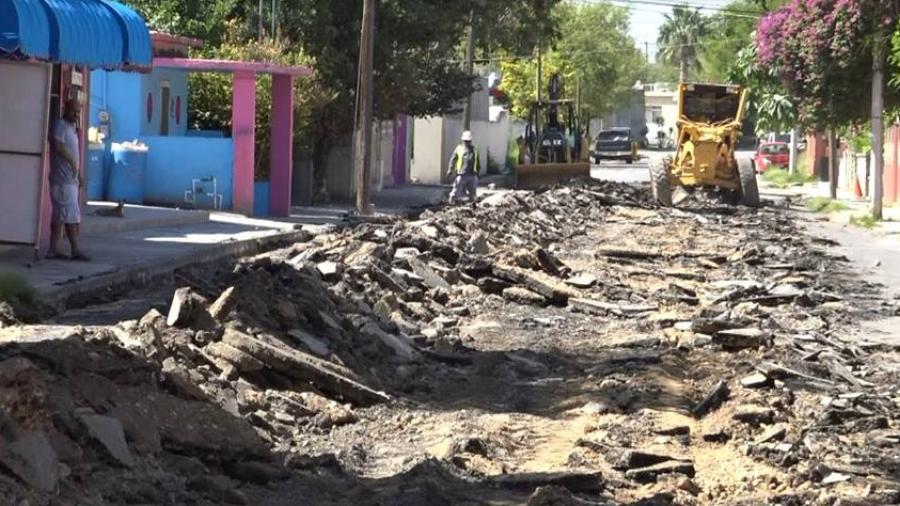 Inician remodelación de avenida en zona centro
