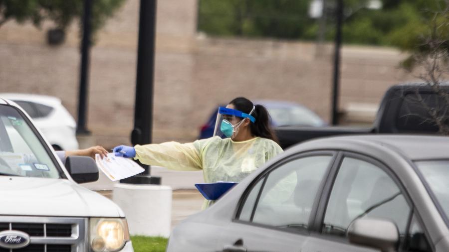 Casos de coronavirus en Condado Hidalgo, Cameron, y la ciudad de Laredo, Tx.