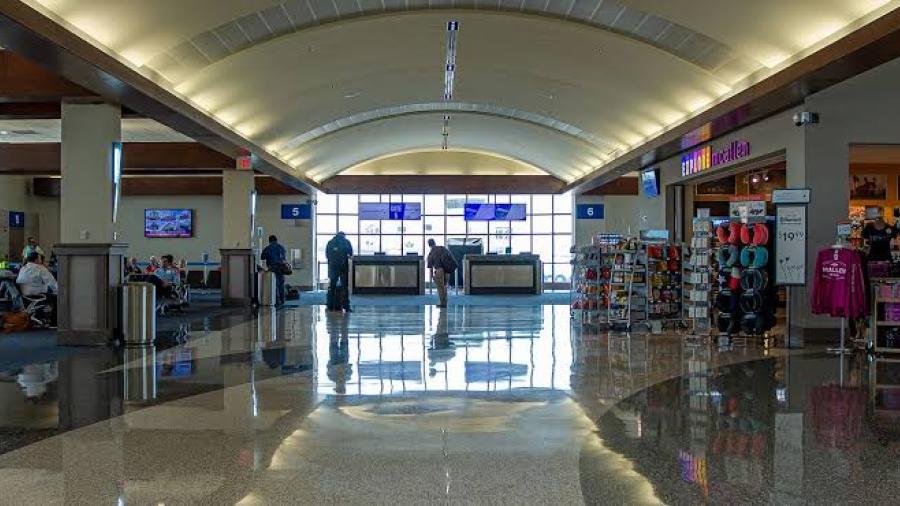 Aeropuerto de McAllen proporcionará servicio de transporte a South Padre Island