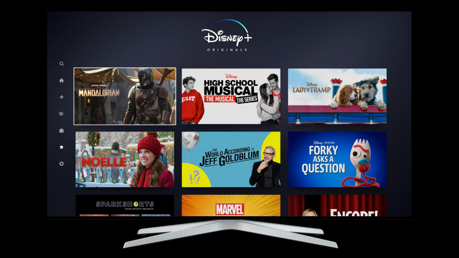 Disney+ supera los 10 millones de suscriptores en un solo día