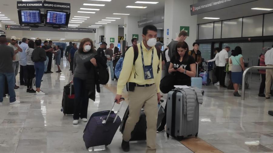 CDC recomienda a Estados Unidos no viajar a México
