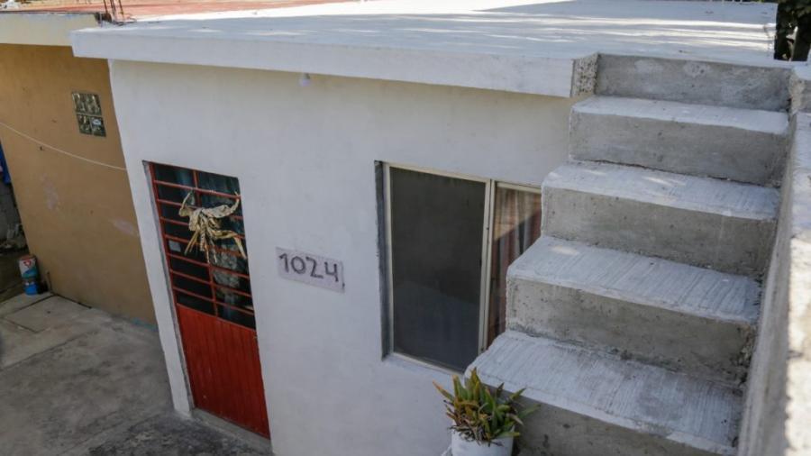 Combaten en Ciudad Madero el rezago social con entrega de más techos firmes