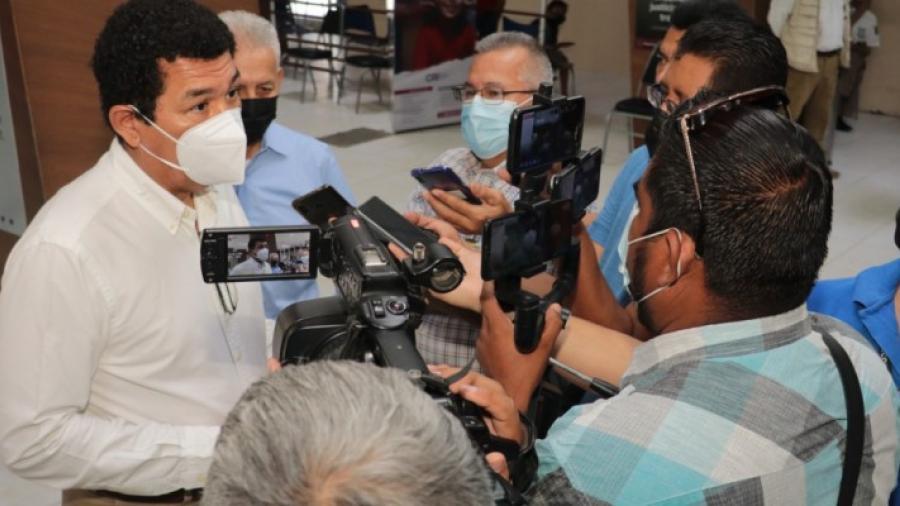 Exhorta Mario López a continuar medidas de seguridad sanitaria por repunte de COVID-19