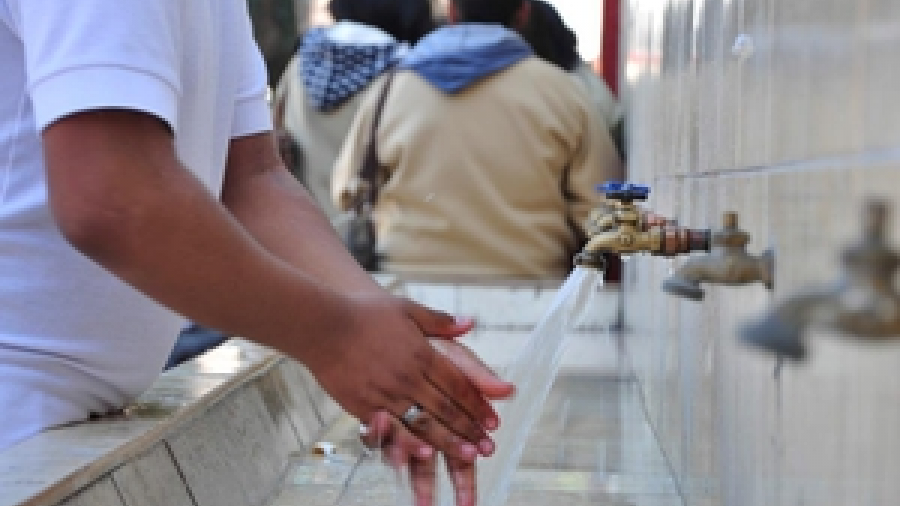 Cortan agua en secundarias de Tamaulipas con clases presenciales