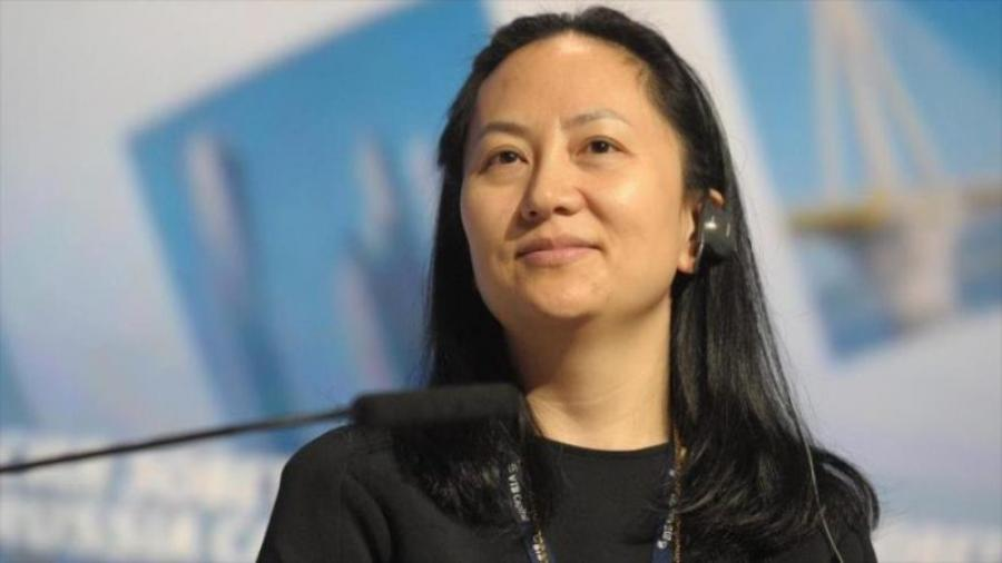 Exige China liberar a ejecutiva de Huawei detenida en Canadá