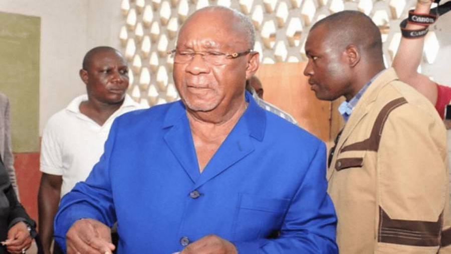 Fallece expresidente del Congo por coronavirus