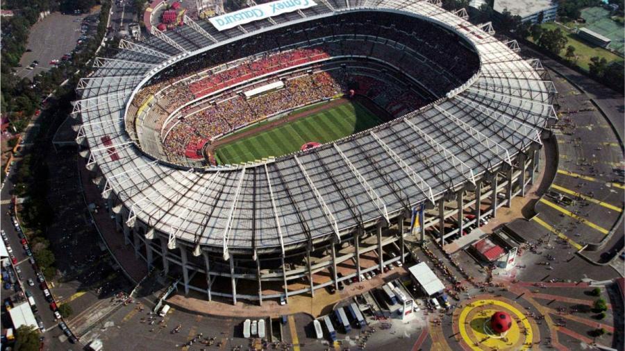 Estadio Azteca, un histórico a nivel Mundial