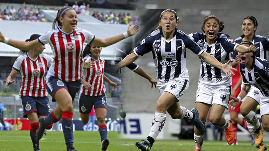 Monterrey recibe a Chivas en cuartos de final de la Liga MX Femenil