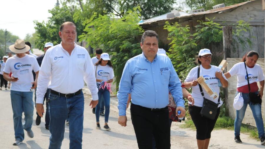"""""""Reynosa y Tamaulipas, son ejemplo de Inversión"""": Garza De Coss."""