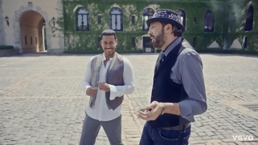 """Romeo Santos y Juan Luis Guerra en un nuevo tema """"Carmín"""""""