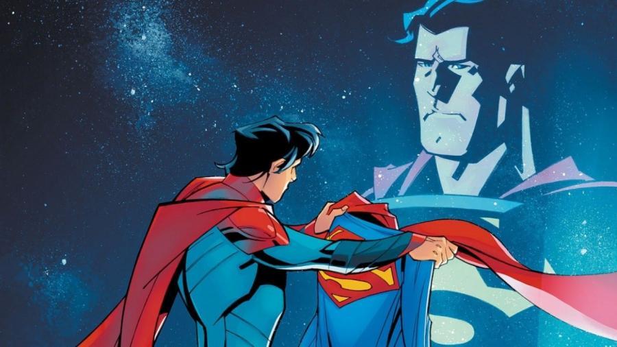 Presentan a Jonathan Kent como el nuevo Superman