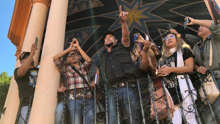 Obreros de Matamoros se van a huelga