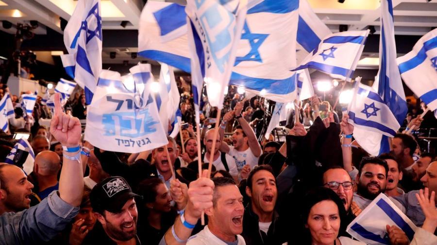 Elecciones en Israel: Gantz y Netanyahu se disputan la victoria
