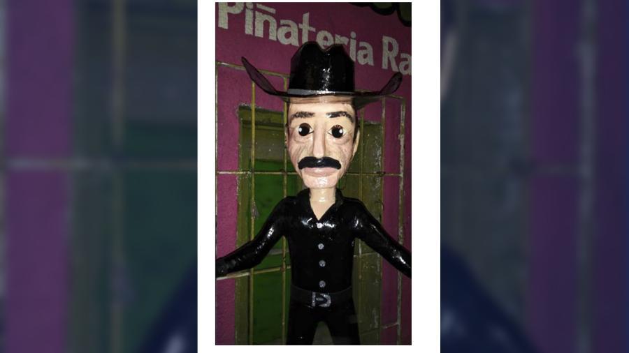 De actor a, ¿piñata? La Piñatería Ramírez lo volvió a hacer
