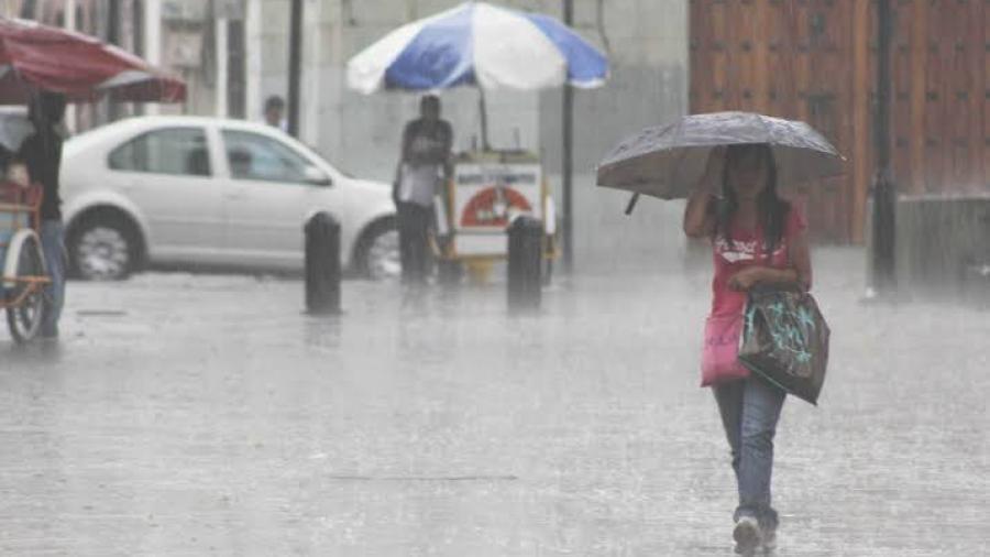 Se esperan lluvias en varios estados del país