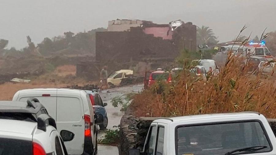 Tornado en Italia deja dos muertos
