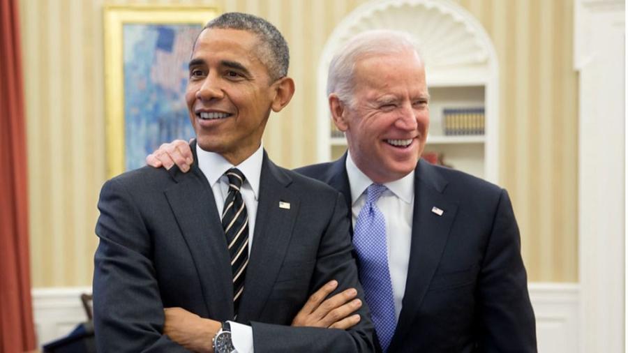 Obama expresa su apoyo a la campaña de Joe Biden