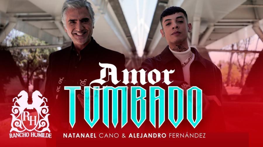 """Alejandro Fernández y Natanael Cano lanzan """"Amor Tumbado"""""""