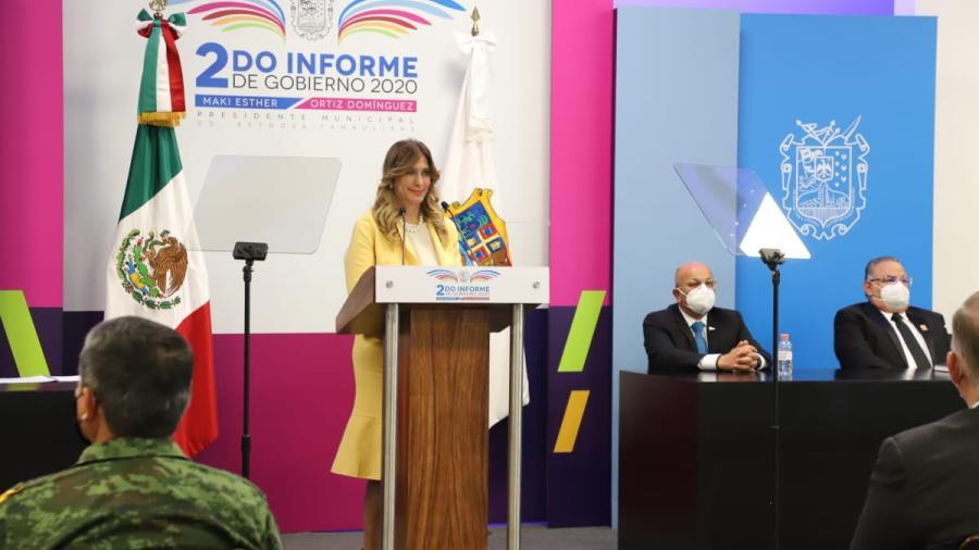 Gobierno de Reynosa trabaja en la reconstrucción del tejido social