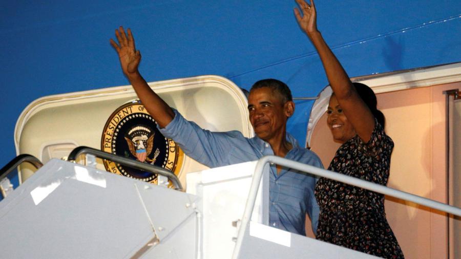 Obama dará discurso de cierre de mandato el 10 de enero en Chicago