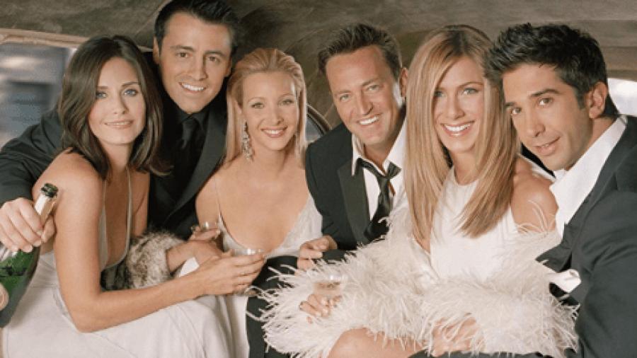 """""""Friends"""" celebra su 25 aniversario en la pantalla grande"""