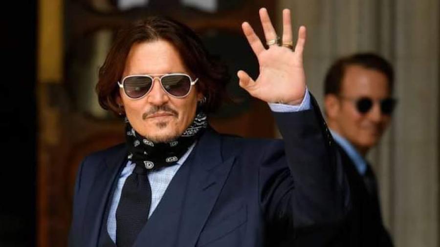 Johnny Depp fue traicionado por su abogado