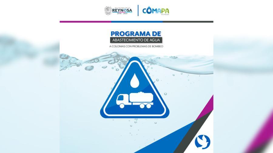 Programa de rol de pipas de agua