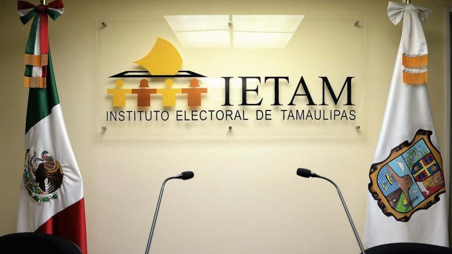 Entrega IETAM avance a partidos sobre la tendencia para la alcaldía