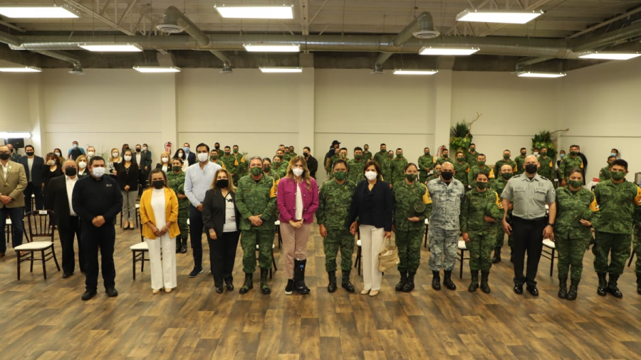 Reconoce Ayuntamiento de Reynosa valor y lealtad del Ejército Mexicano