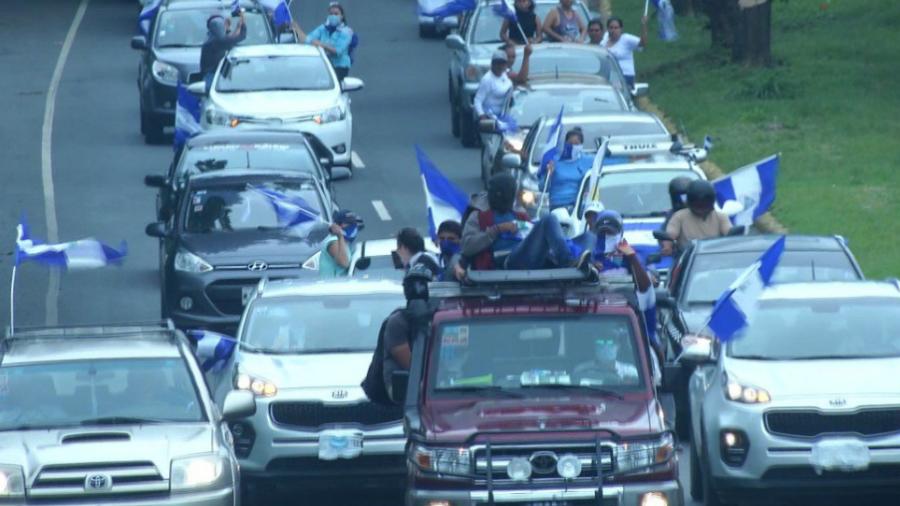 ONU condena actos violentos a civiles en Nicaragua