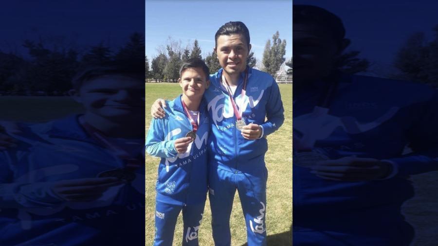 Destacan Juan Mascorro y Alejandro Avilés con cinco medallas de oro en Nacional