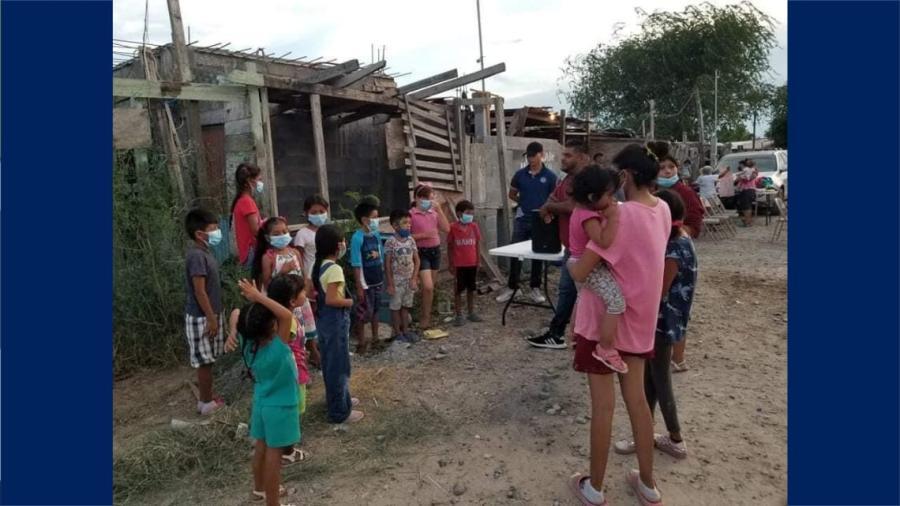 """""""Unidos hacemos más"""" llaman a la población a donar alimentos para familias vulnerables en Nuevo Laredo"""