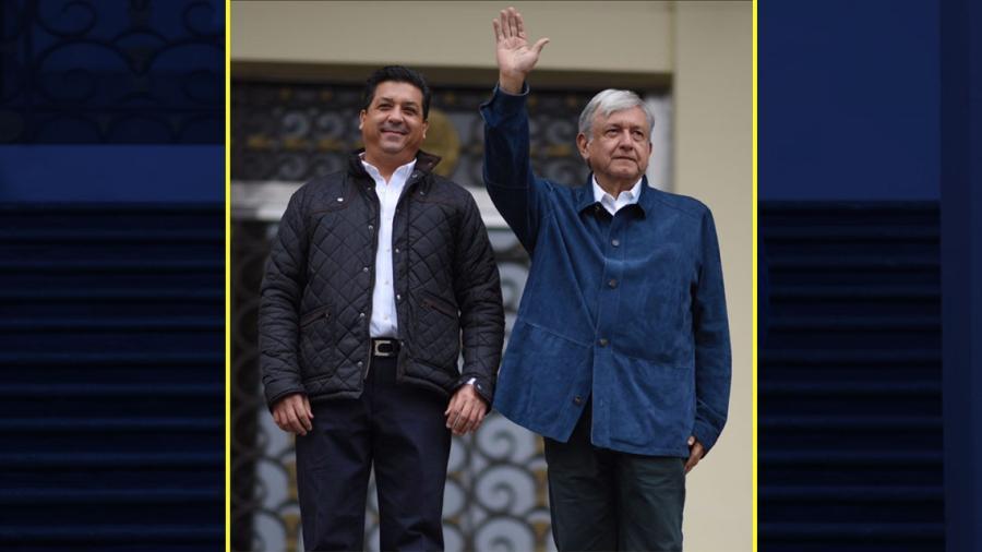 Pospone AMLO su visita a Tamaulipas: FGCV