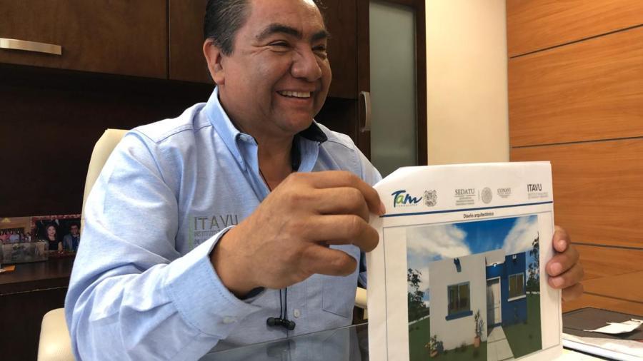 Construye ITAVU 19 viviendas en zonas rurales