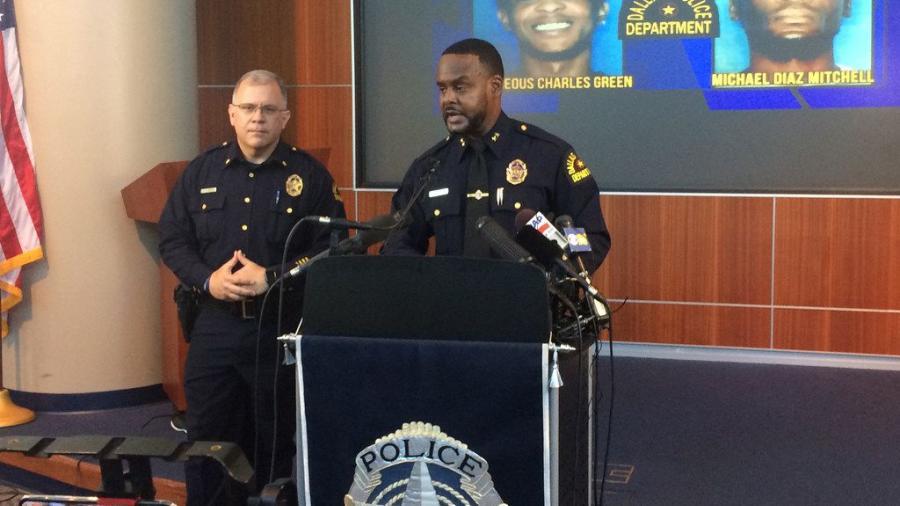 Policía de Dallas investiga a tres sospechosos de la muerte de Joshua Brown