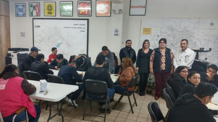 Acreditan a Observadores Electorales en Reynosa