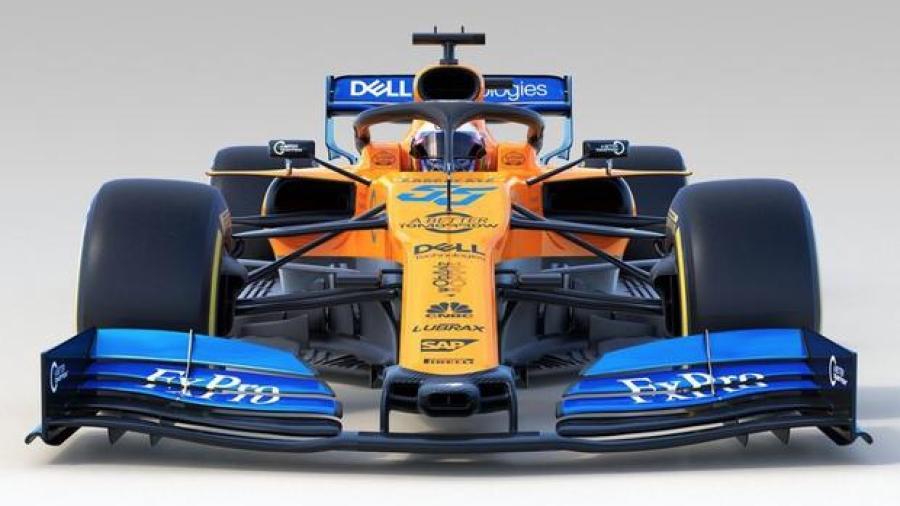 Presenta McLaren su monoplaza para la Fórmula 1 en 2019