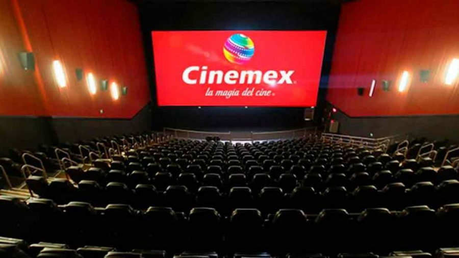 Cinemex anuncia la reapertura de 153 complejos el 26 de mayo